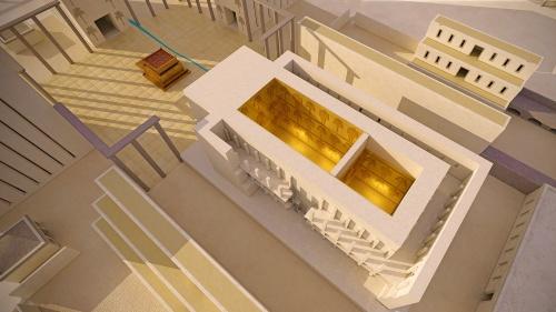 Ezekile Temple